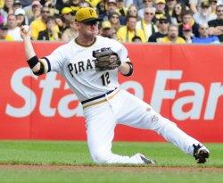 Pittsburgh Pirates vs. Cincinnati Reds.