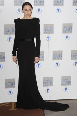 "Mel C attends ""The Laurence Olivier Awards"""