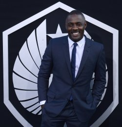 """Idris Elba attends the """"Pacific Rim"""" premiere in Los Angeles"""