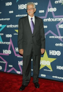 """Bill Nelson attends the premiere of HBO's """"Entourage"""" in New York"""