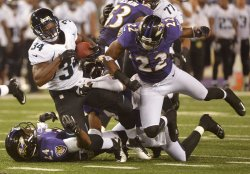 Jacksonville Jaguars vs Baltimore Ravens