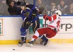 Detroit Red Wings vs St. Louis Blues