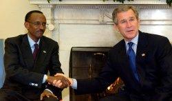 President of the Republic of Rwanda Paul Kagame