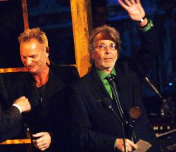2006 ROCK AND ROLL HALL OF FAME