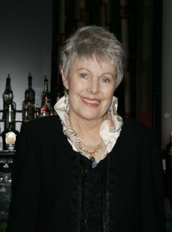 Lynn Redgrave arrives at the 2009 New York Film Critic's Circle Awards in New York