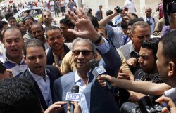 Egyptians vote on the second day of the presidential election
