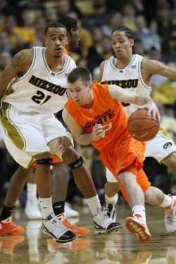 Oklahoma State Cowboys vs Missouri Tigers