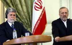 Brazilian Foreign Minister Visits Iran