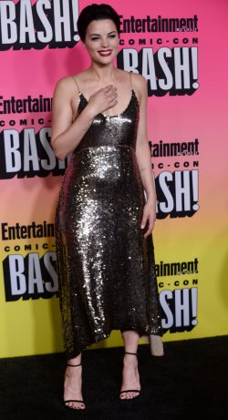 Jaimie Alexander attends Entertainment Weekly's Comic-Con Bash in San Diego