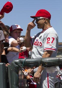 Colorado Rockies Host the Philadelphia Phillies in Denver