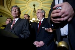 Sen. Roy Blunt speaks on Fiscal Cliff Negotiations in Washington