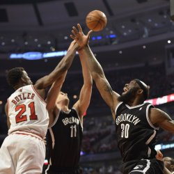 Eastern Conference Quarterfinals Game 3 Brooklyn Nets vs. Chicago Bulls