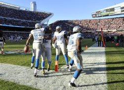 Detroit Lions vs. Chicago Bears in Chicago