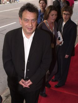 Director Stephen Frears at the Toronto Film Festival