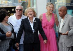 Jane Morgan receives star on the Hollywood Walk of Fame in os Angeles