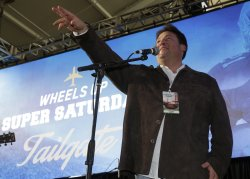 Wheels Up CEO Kenny Dichter at Wheels Up Super Bowl party
