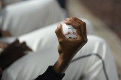 The Atlanta Braves play the Washington Nationals