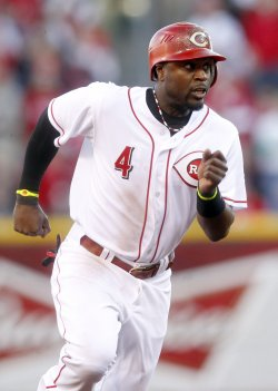 Cincinnati Reds vs San Francisco Giants in Cincinnati