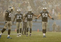 Carolina Panthers vs. New Orleans Saints