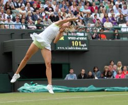 Day three at Wimbledon Tennis Championships in London
