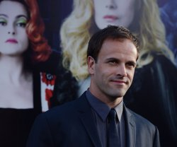 "Jonny Lee Miller attends the ""Dark Shadows"" premiere in Los Angeles"
