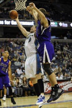 NBA Sacremento Kings at Washington Wizards