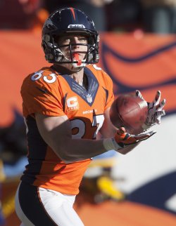 San Diego Chargers vs. Denver Broncos