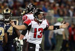 Atlanta Falcons vs St. Louis Rams