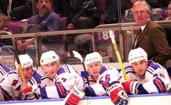 Rangers playoff hopes end with lost to the New Jersey Devils