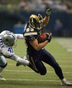 NFL-DALLAS COWBOYS-ST. LOUIS RAMS