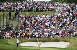 Final Round of the 2009 U.S. Open at Bethpage Black in New York