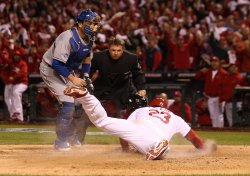 Game 6 of the National League Championship Series between the Los Angeles Dodgers and the St. Louis Cardinals