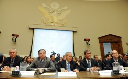 House holds hearing on off shore oil drilling in Washington