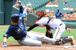 Baltimore Orioles vs Tampa Bay Rays in Baltimore