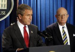 BUSH FORMS COMMISSION TO LOOK INTO INTELLIGENCE FAILURES