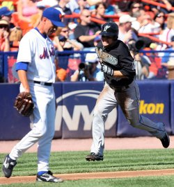 FLORIDA MARLINS VS NEW YORK METS
