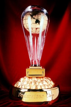 Around the world balloonists collect prize