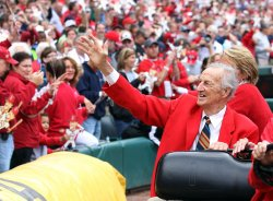 Former St. Louis Cardinals slugger Stan Musial awarded Presidential Medal of Freedom