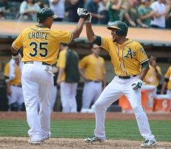 Oakland A's vs Texas Rangers