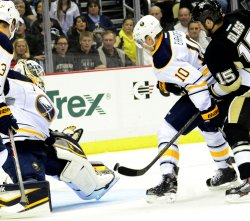 Pittsburgh Penguins v. Buffalo Sabres