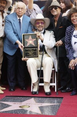 HERB JEFFRIES HONORED