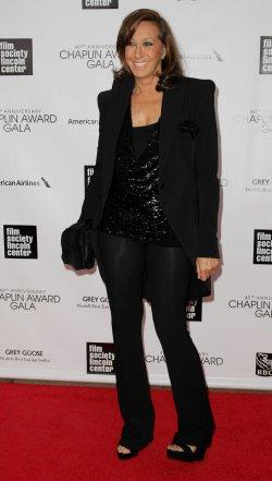 Donna Karen attends the 40th Annual Chaplin Award Gala in New York