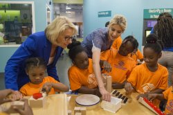 Education Secretary Betsy DeVos and Ivanka Trump Hold Science Event in DC