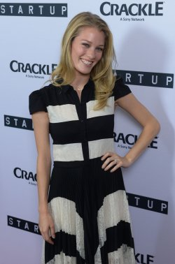 """Ashley Hinshaw attends Crackle's """"Startup"""" premiere in West Hollywood"""