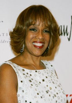 Gayle King attends the Steve and Marjorie Harvey Foundation Gala New York