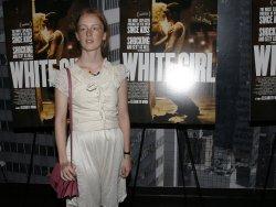 India Salvor Menuez at 'White Girl' New York Premiere