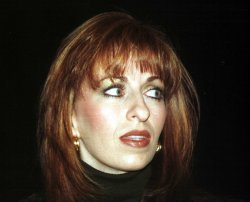 Paula Jones, who is suing President Clinton