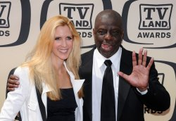 Anne Coulter and Jimmy Walker attend the 8th annual TV Land Awards in Culver City, California