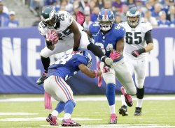 Philadelphia Eagles vs. New York Giants