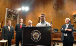 PLIGHT OF IRAQI REFUGEES HIGHLIGHTED ON CAPITOL HILL